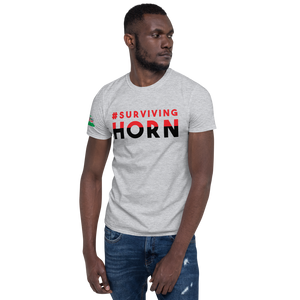 Surviving Horn, Smooth Hash Tag Edition -Unisex