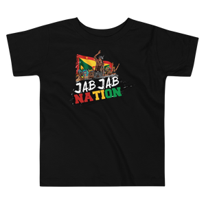 Toddler Jab Jab Nation Signature T, 2T-5T