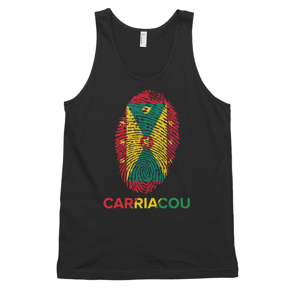 Carriacou Spice Isle Roots Unisex Tank Top