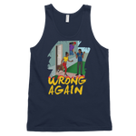 Wrong Again Unisex Tank Top