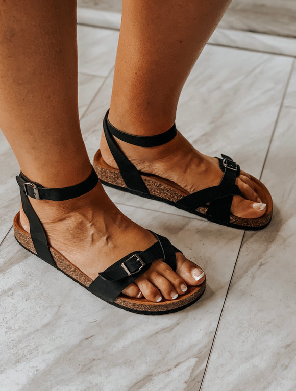 Wanna Be Birk Sandals
