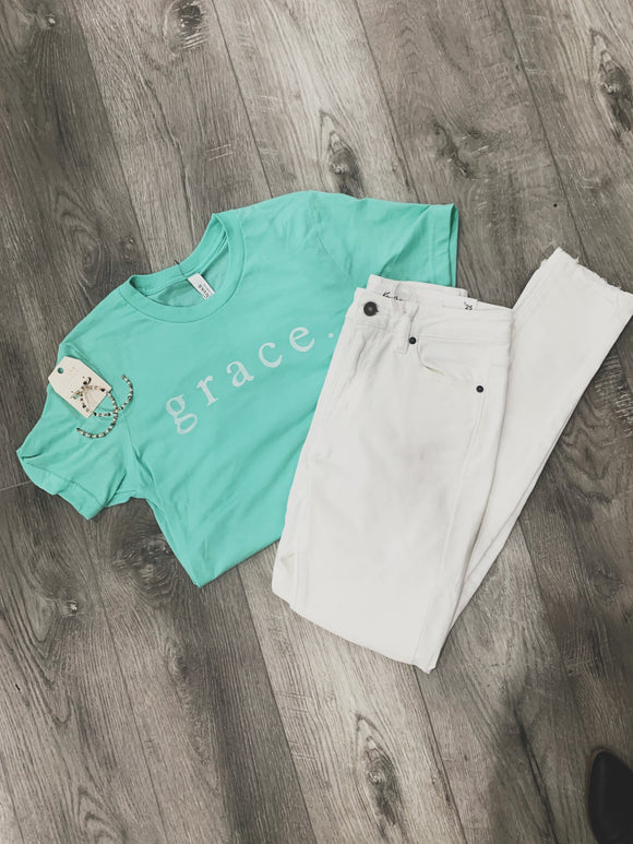Grace-Graphic Tee