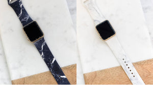 Marble Watch Band (Black & White Available)