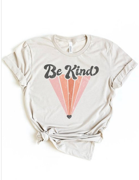 """Be Kind"" Retro Tee"