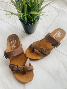 Perception Buckle Sandal