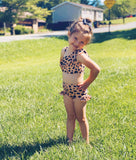 """Wild Thing"" Toddler Swimsuit (2T-7)"