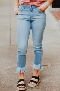 Fringe KanCan Stretch Denim