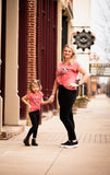 """Boss"" Mommy & Me T-shirt by Bailey's Blossoms"