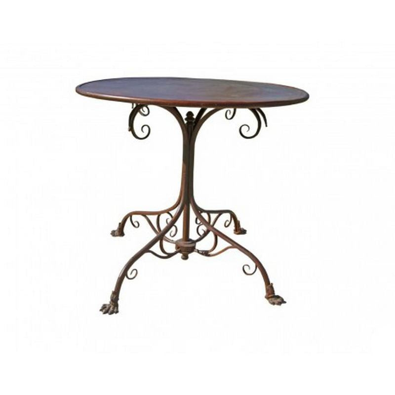 France Ronde Petit Garden Table