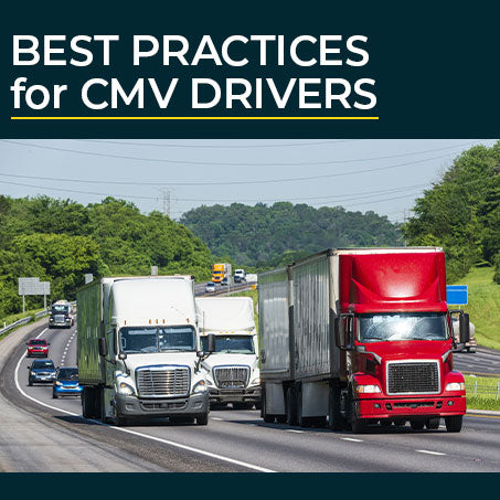 Best Practices for CMV Drivers Courses
