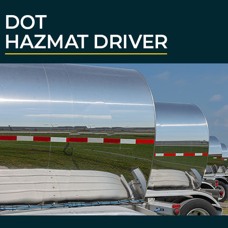 DOT Hazmat Driver Course