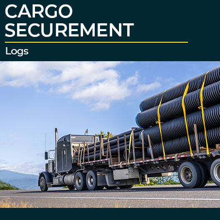 Cargo Securement for Drivers: Logs