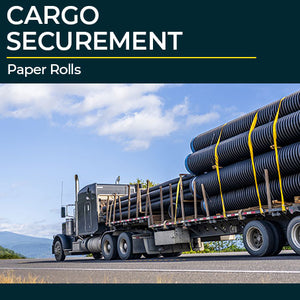 Cargo Securement for Drivers: Paper Rolls
