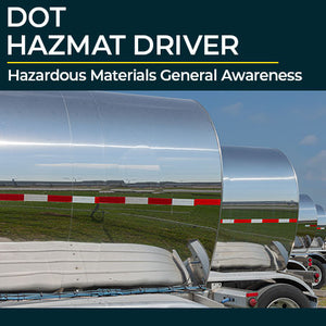 DOT Hazardous Materials General Awareness