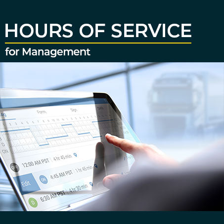 Hours of Service for Management