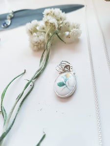 Porcelain Rose's Necklace