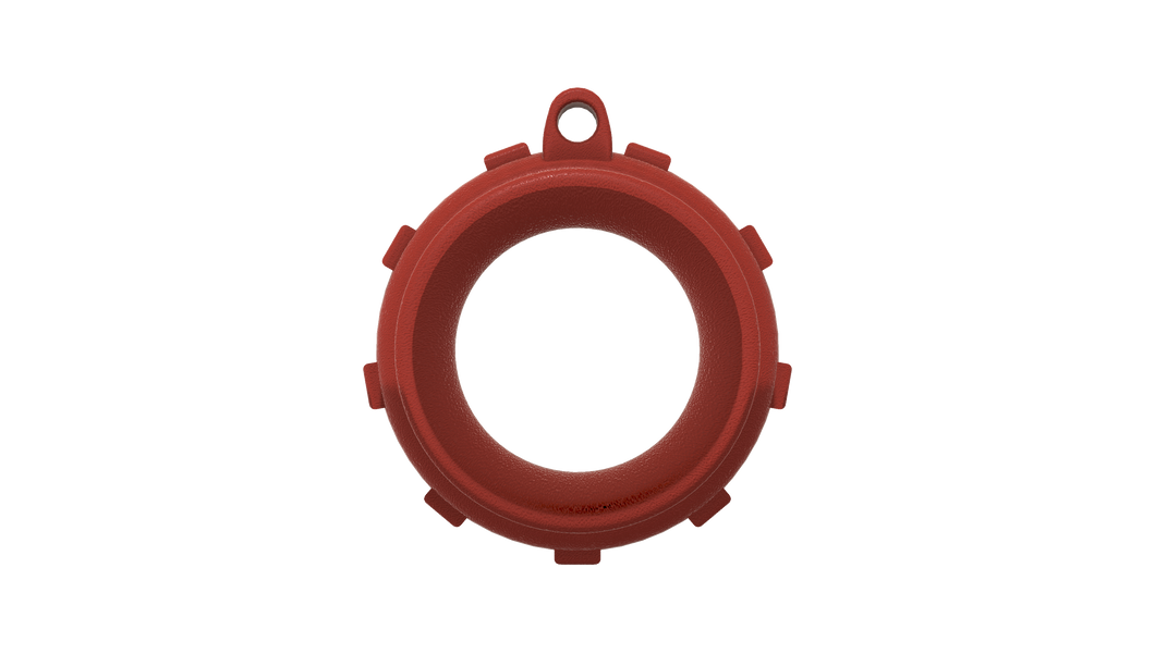 Knot-Aide Fishing Ring (Red)