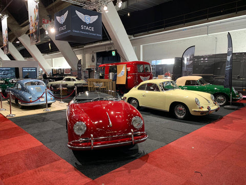 Stand 5.205 Interclassics Brussels