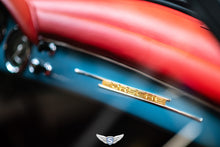 Load image into Gallery viewer, SOLD - Porsche 356 B Roadster D'Ieteren S90 '62 Aetna Blue-Red