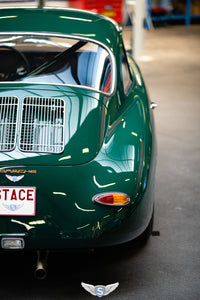 Porsche 356 C Coupé '64 Irish Green-Brown