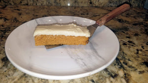 Pump-Kin Keto Sheet Cake