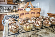 Load image into Gallery viewer, Zucchini Muffins