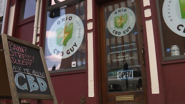 CBD products now legal in Ohio, but could lead to failed drug tests, shop owners say - August 2, 2019