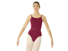 Microfiber Princess Seam Camisole Leotard for Kids (13520C)