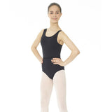 Microfiber Scoop Neck Leotard by Mondor (3545)