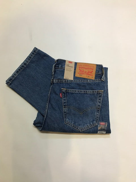 Levi's 516 Slim Fit Straight Stonewash Jean