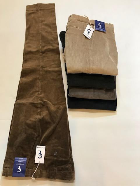 Country Look Corduroy Casual Trousers