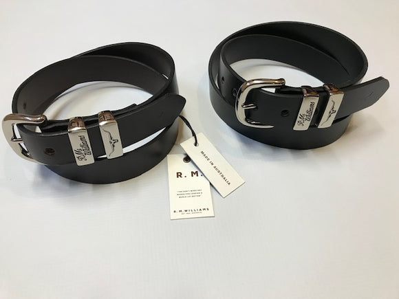 Belts – Solid Hide Chrome Buckle