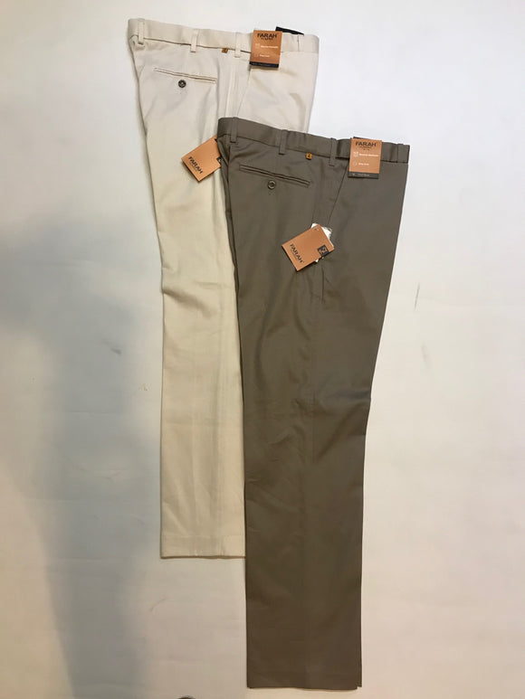 Farah Cotton Casual Pants