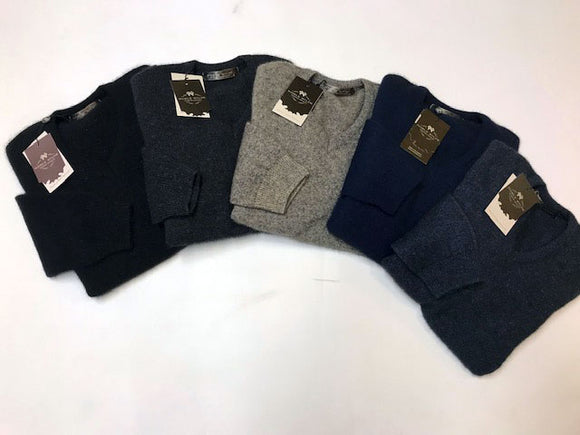 Noble Wilde V Neck Knit