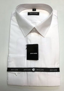 Pierre Cardin White Business Shirt