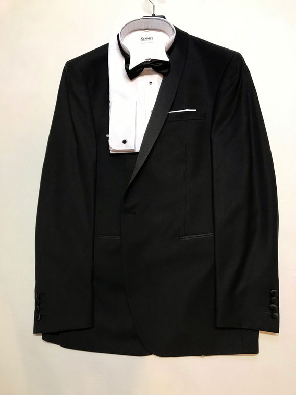 Savile Row Pure Wool Dinner Suit