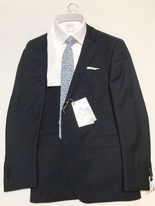 Savile Row Wool Blend D4 Suit