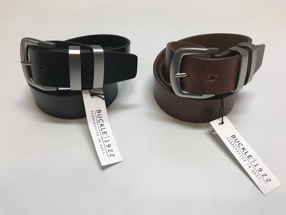 Buckle Stockman Belt