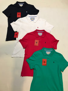 Thomas Cook Classic Stretch Short Sleeve Polo