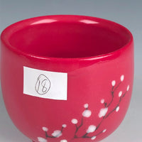 Cherry Blossom Sake Cup #18