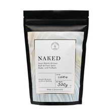 Load image into Gallery viewer, NAKED Bath & Foot Soak 500g Bag