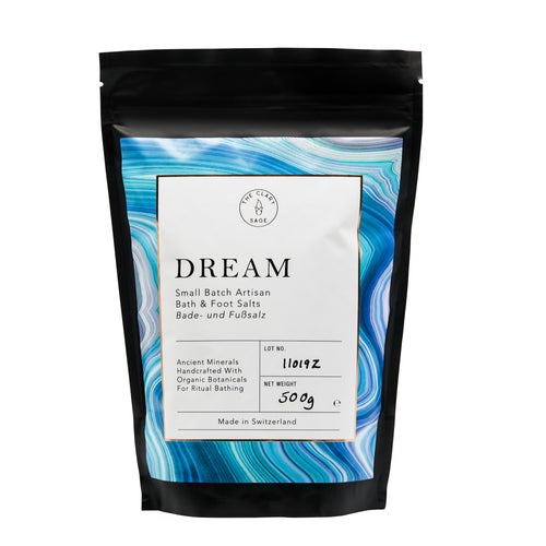 DREAM  Bath & Foot Soak 500g Bag