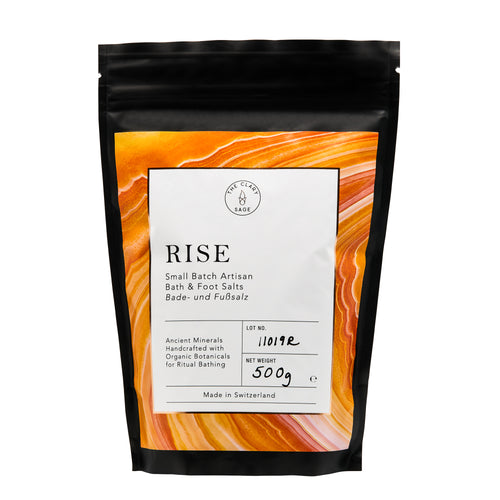 RISE  Bath & Foot Soak 500g Bag
