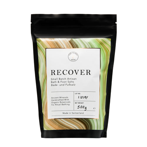 RECOVER Bath & Foot Soak 500g Bag
