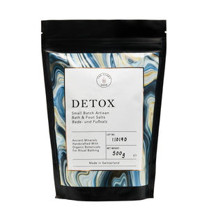 DETOX Bath & Foot Salts 1 kg Bag