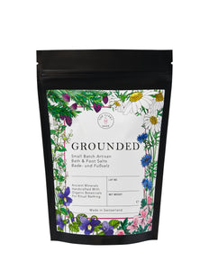 GROUNDED Bath & Foot Soak 500g