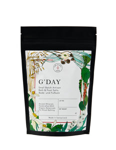 G-DAY Bath & Foot Soak 500g
