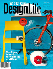 Wired Magazine Design Life