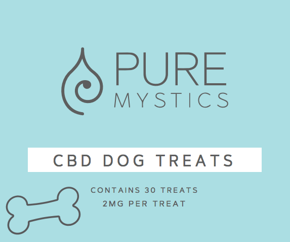 CBD Pet Treats - puremystics