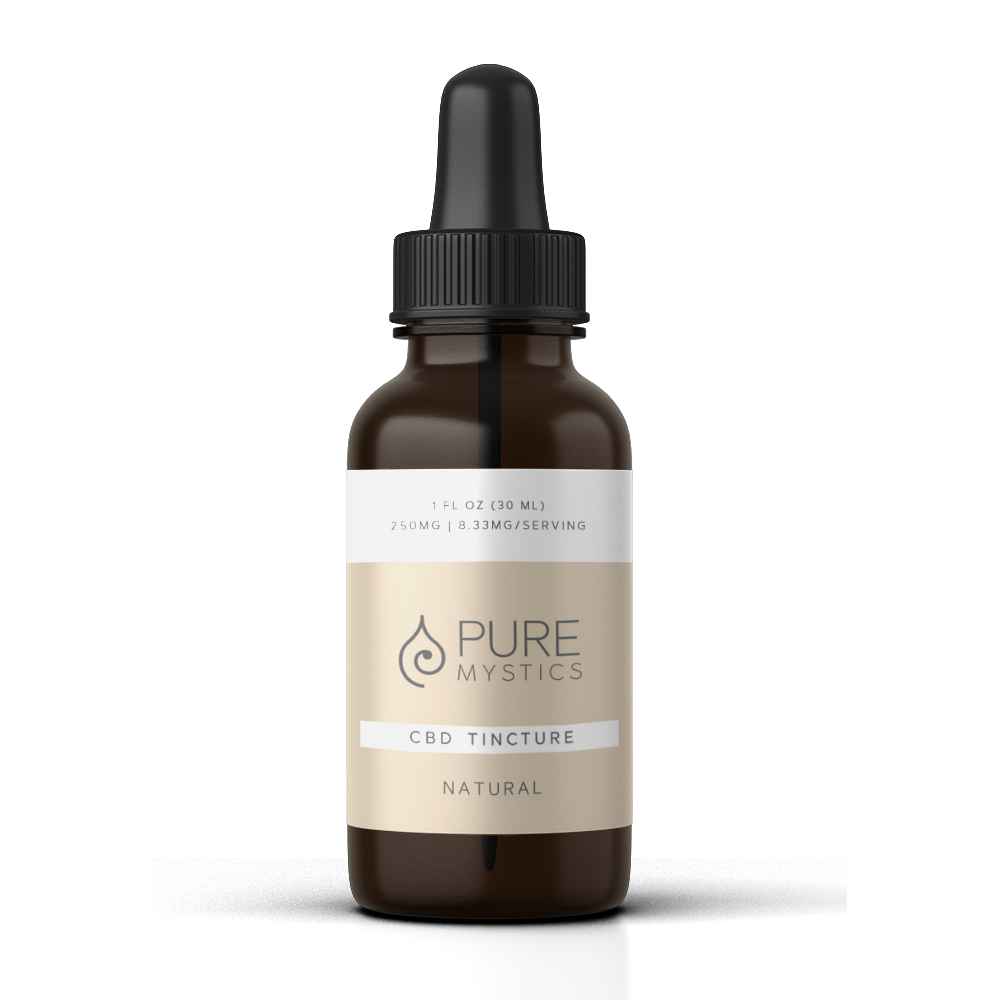 Natural Hemp Oil - puremystics